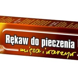Jan Niezbędny_rękaw do pieczenia mięsa i warzyw_cena ok. 4,50 zł_ 3m
