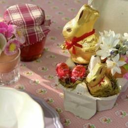 Gold Bunny 12