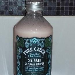 olejek do kąpieli pure czech