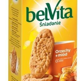 belVita Orzechy i Miod 300g