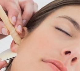 świecowanie uszu ms