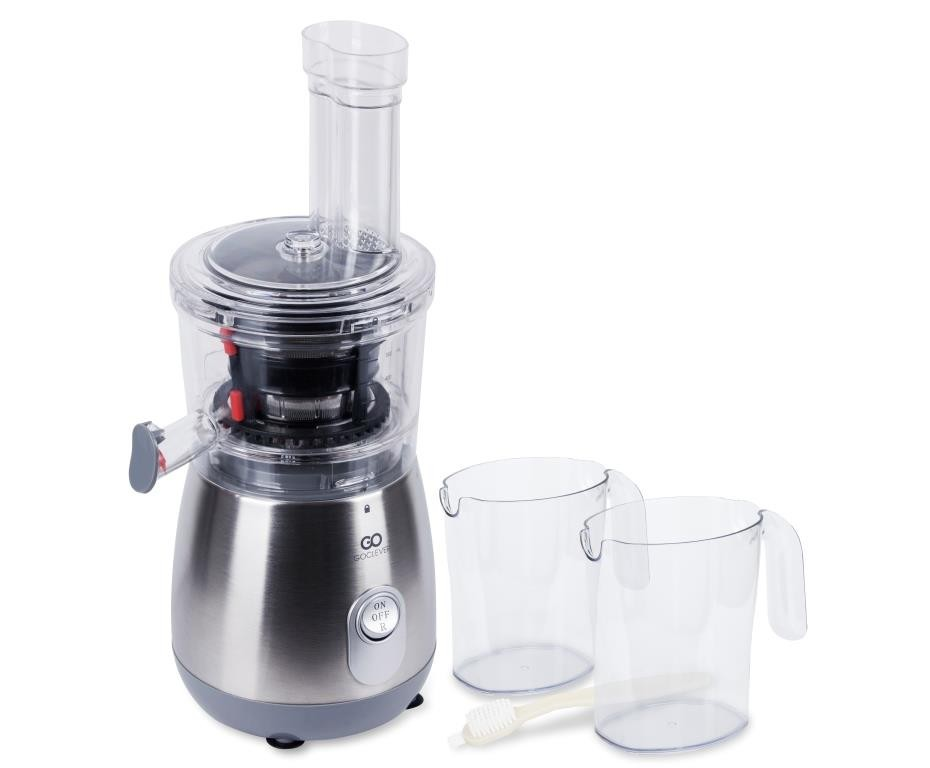 1 - Goclever - Slow Juicer