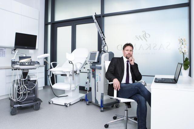 SaskaMed dr Rafał Kuźlik